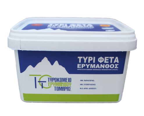 Τάπερ Φέτα 1kg